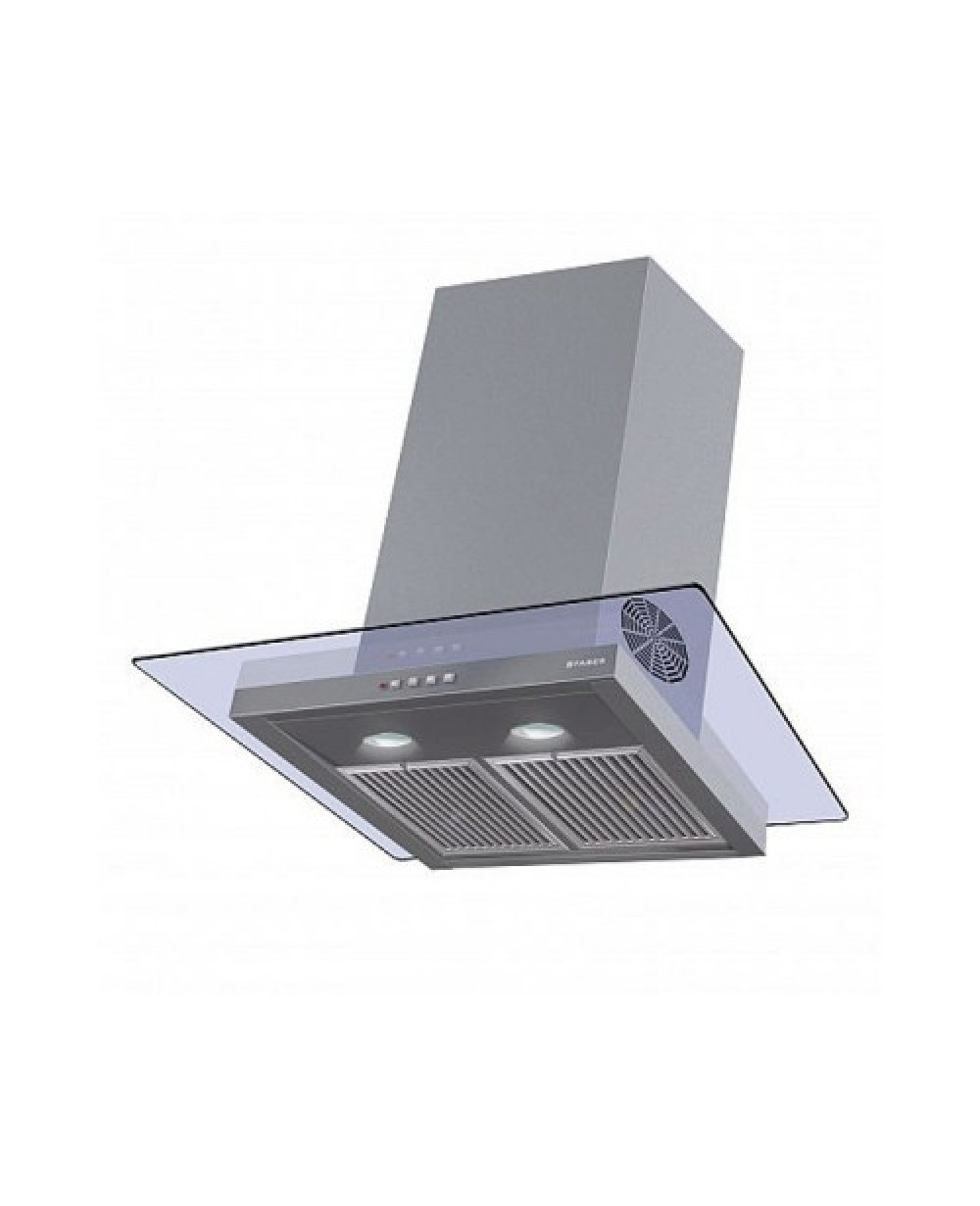 Faber Hood Glassy 3D T2S2 LTW 75 Kitchen Chimney