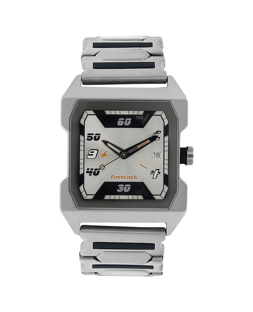 c0765e0dc99 More Views. Fastrack Party Analog White Dial Men s Watch 1474SM01