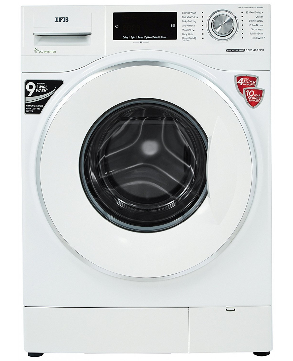 Ifb Executive Plus Vx Id 8 5 Kg Fully Automatic Front