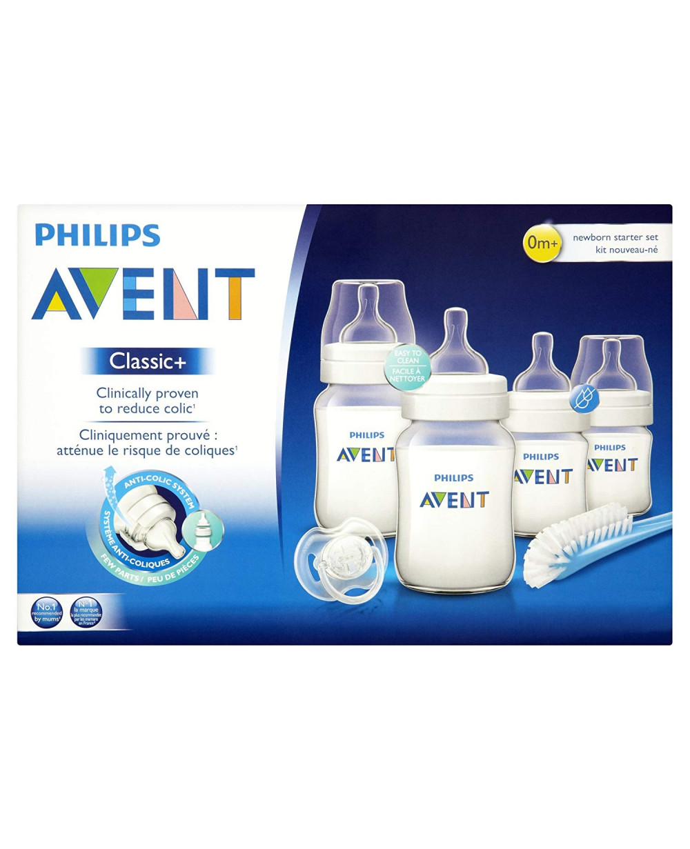 Philips Avent Natural Newborn Starter Set SCD371//00