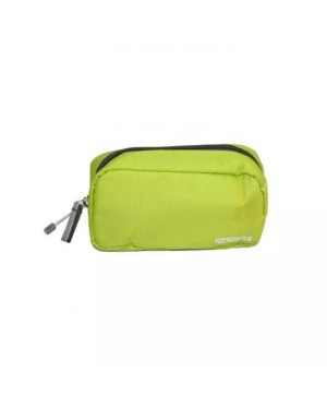American Tourister Lime Green Cable Pouch