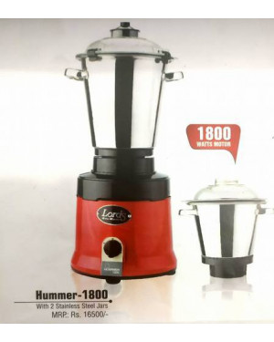 Lords Hummer Mixer Grinder 1800W