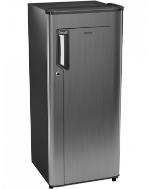 Whirlpool 230 Ice Magic PRM 3S Grey Titanium Direct Cool Single Door Refrigerator 215 L
