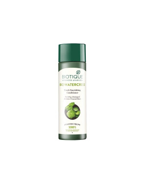 Biotique Bio Watercress Fresh Nourishing Conditioner 120ml