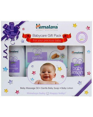 Himalaya Babycare Gift Box (Oil, Soap and lotion)