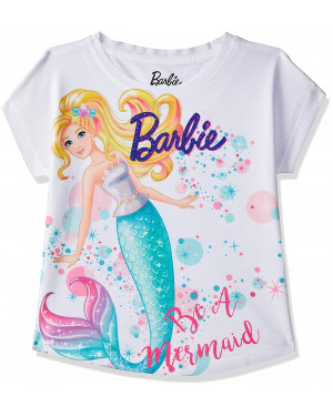 Barbie Girl's T-Shirt mbr0032