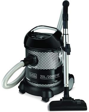 Black & Decker BV2000-B5 Dustbowl Barrel Vacuum Cleaner
