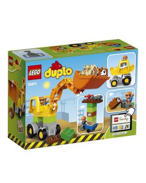 LEGO 10811 Duplo Backhoe Loader