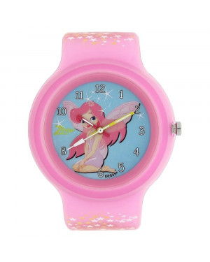 Titan Glow In The Dark Watch with Blue Dial For Girls C3029PP11