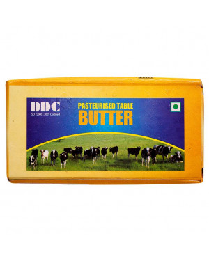 DDC Pasteurised Table Butter - 250g