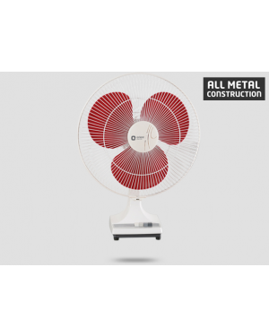 Orient Deluxe Supreme 3 Blade Table Fan