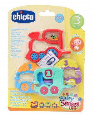 Chicco Little Train 123 Rattle