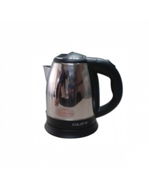 Colors Stainless Steel Electric Kettle (EK-18 SS) -1.8Lit