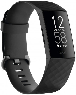 Fitbit Charge 4 Fitness and Activity Tracker with Built-in GPS, Heart Rate, Sleep & Swim Tracking
