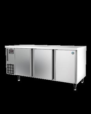 Hoshizaki 3 Door Undercounter Freezer FTW-177LS4-GN