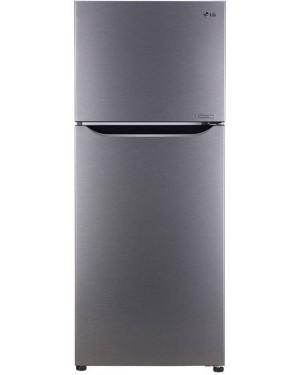 LG 258 L Double Door Refrigerator Dazzle Steel GL-K292SLTL