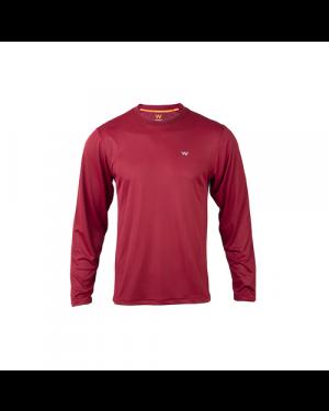 Wildcraft Men's HypaCool Full Sleeve Poly T Shirt