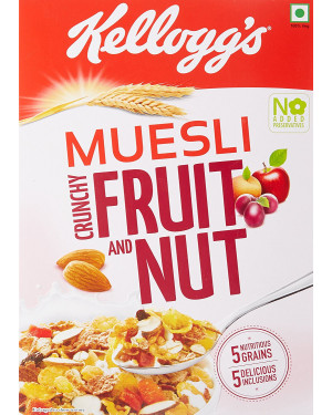 Kellogg's Muesli Fruits and Nuts, 500g