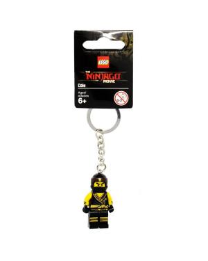 LEGO 853697 Ninjago Keychain Cole 2017