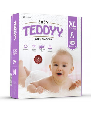 Teddyy Diaper Pants - Extra Large (pack of 5)