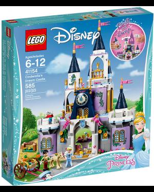 LEGO 41154 Cinderella's Dream Castle