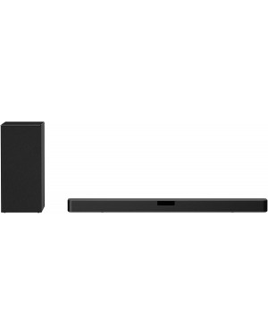 LG 2.1 Channel High Res Audio Sound Bar with DTS Virtual:X SN5Y