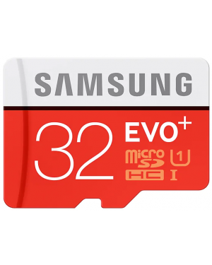 Samsung 32G TF C10 Evo Plus MB-MC32D/CN