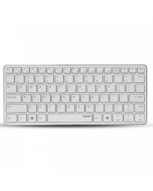 Rapoo E6350 Bluetooth 3.0 Ultra-slim Keyboard