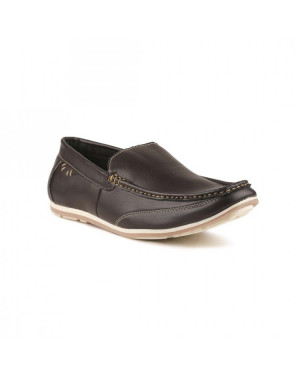 Paragon Max Casual Loafers For Men-9542 Brown