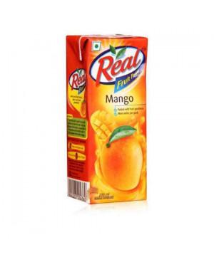 Real Fruit Mango Juice 200ml