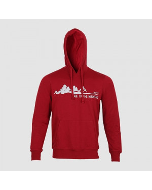 Wildcraft Men's Hooded Sweatshirt for Winter