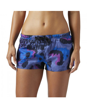 Reebok Reflective Board Shorts For Women - BQ7661