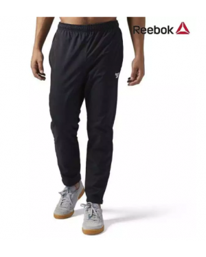 Reebok Lost & Found Track Black Pants Men BR0098