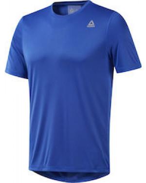Reebok Run Essentials Blue T-Shirt Men DU4282