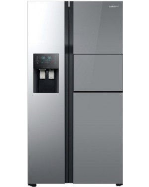 Samsung 587L Side by Side with Twin Cooling Refrigerator RS51K56H02A