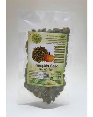 Safa Sansar Pumpkin Seeds 100 Grams ( फर्सीको बिया )
