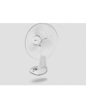 Orient Electric Snowfall 16TC01 16-Inch Table Fan (Snow White)