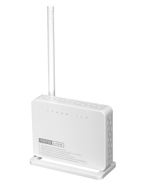Totolink 150Mbps Wireless N ADSL 2/2+ Modem Router ND150