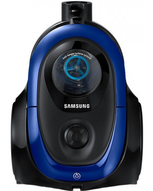 Samsung Canister with Cyclone Force and Anti-Tangle Turbine 1800 W 1.5 L Vacuum Cleaner VC18M2120SB