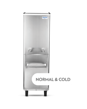 Voltas Stainless Steel Water Cooler 40/40 Litre