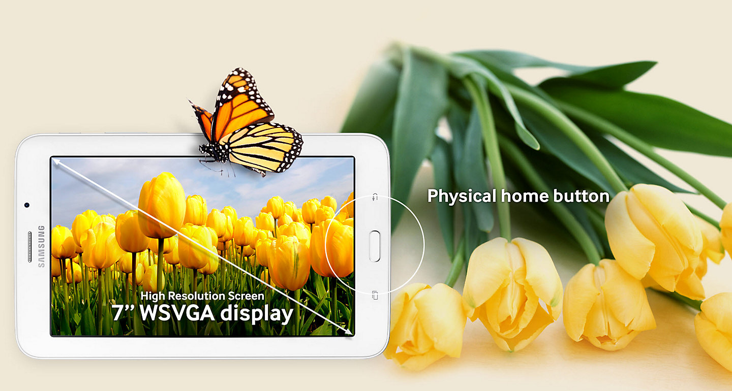 Buy Samsung Galaxy Tab 3 V T116 Mobile Online At Best Price In 3v Optimal Viewing Experience